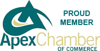 member Apex Chamber of Commerce